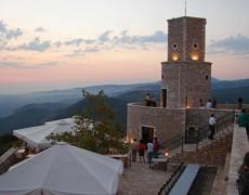 Monument in Platania, Kyparissia