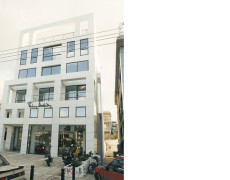 Office Building & Retail Store